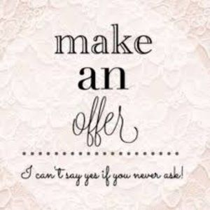 Other - I love offers but a word of advice....